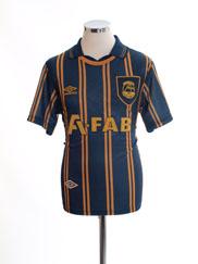 1993-94 Aberdeen Away Shirt S