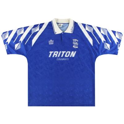 1993-94 Birmingham Admiral Home Shirt XL