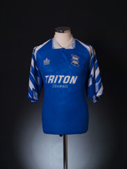 1993-94 Birmingham Home Shirt XL
