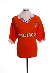 1993-94 Blackpool Home Shirt M