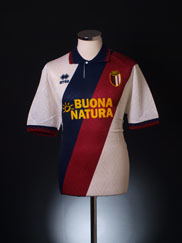 1993-94 Bologna Away Shirt XL