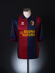 1993-94 Bologna Home Shirt XL