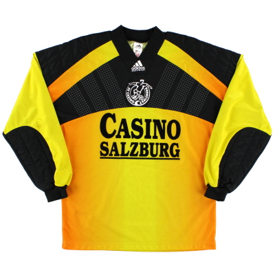 1993-94 Casino Salzburg Goalkeeper Shirt #1 L