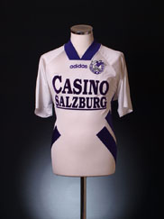 1993-94 Casino Salzburg Home Shirt S