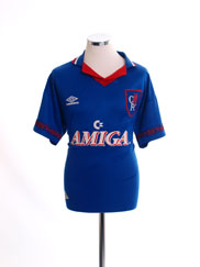 1993-94 Chelsea Home Shirt *Mint* L