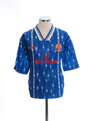 1993-94 Colchester Home Shirt L