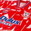 1993-94 Shelbourne Match Issue 'European Cup Winners Cup' Home Shirt #15 L
