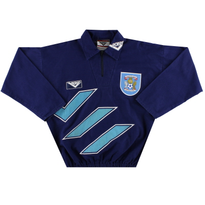 1993-94 Coventry City Staff Issue Pony Drill Top M