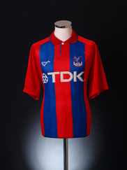 1993-94 Crystal Palace Home Shirt S