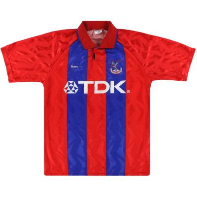 1993-94 Crystal Palace Ribero Home Shirt L