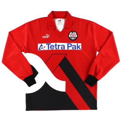 1993-94 Eintracht Frankfurt Home Shirt L/S XL