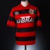 1993-94 Flamengo Home Shirt #7 L