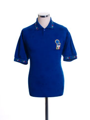 1993-94 Italy Home Shirt #10 Y