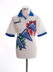 1993-94 Italy Training Shirt L