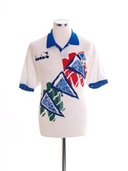 1993-94 Italy Training Shirt XL