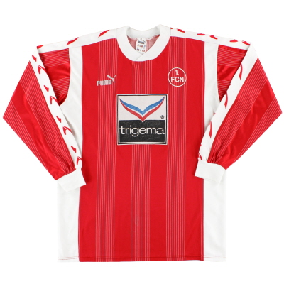 1993-94 Nurnberg Home Shirt L/S XL