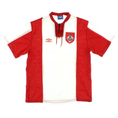 1993-94 Oldham Away Shirt L