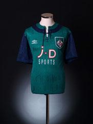1993-94 Oldham Third Shirt XL