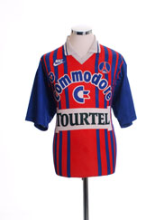 1993-94 Paris Saint-Germain Home Shirt M