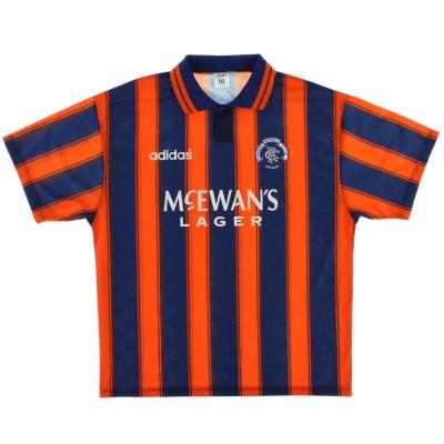 1993-94 Rangers Away Shirt L