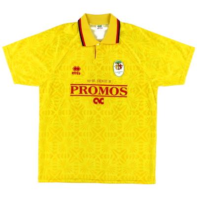1993-94 Ravenna Home Shirt #8 L
