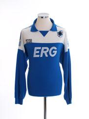 1993-94 Sampdoria Asics Training Top XL