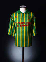 1993-94 West Brom Away Shirt L.Boys