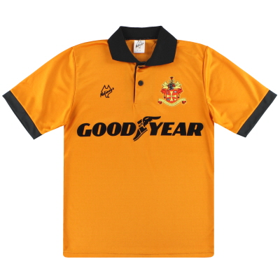 1993-94 Wolves Home Shirt S