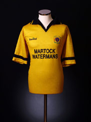 Retro Yeovil Town Shirt