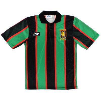 1993-95 Aston Villa Asics Away Shirt XL