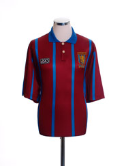 1993-95 Aston Villa Home Shirt L