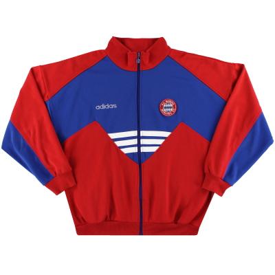 1993-95 Bayern Munich adidas Track Top L