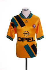 1993-95 Bayern Munich Away Shirt M