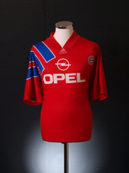 1993-95 Bayern Munich Cup Shirt XL