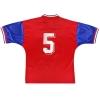 1993-95 Bayern Munich Home Shirt #5 XL