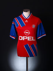1993-95 Bayern Munich Home Shirt S