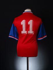 1993-95 Bayern Munich Home Shirt #11 L