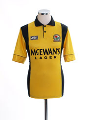 1993-95 Blackburn Third Shirt XL