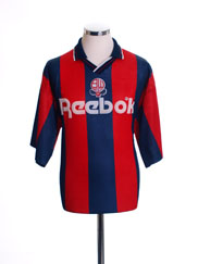 1993-95 Bolton Home Shirt L