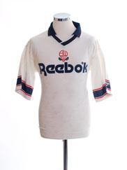 1993-95 Bolton Home Shirt S