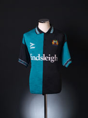 1993-95 Burnley Third Shirt L