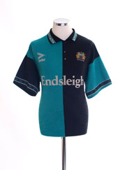 1993-95 Burnley Third Shirt *Mint* L