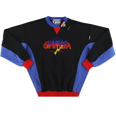 1993-95 Gamba Osaka Category-1 Sweatshirt *w/tags* S/M