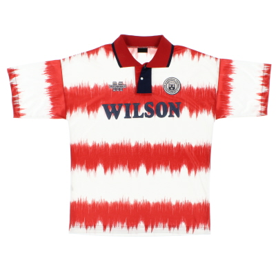 1993-95 Hamilton Academical Home Shirt L