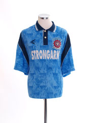 1993-95 Hartlepool Home Shirt XL