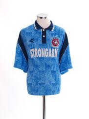 1993-95 Hartlepool Home Shirt XL
