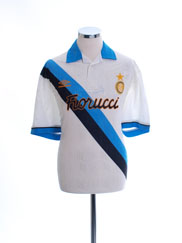 1993-95 Inter Milan Away Shirt XL