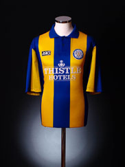 1993-95 Leeds Away Shirt XXL