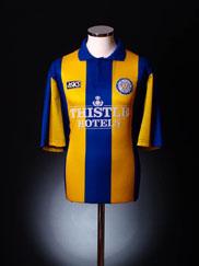 1993-95 Leeds Away Shirt XL