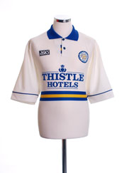1993-95 Leeds Home Shirt L